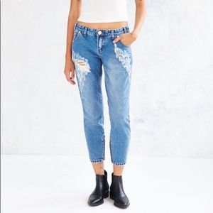 ONE TEASPOON    Trashed Pacifica Freebird Jeans